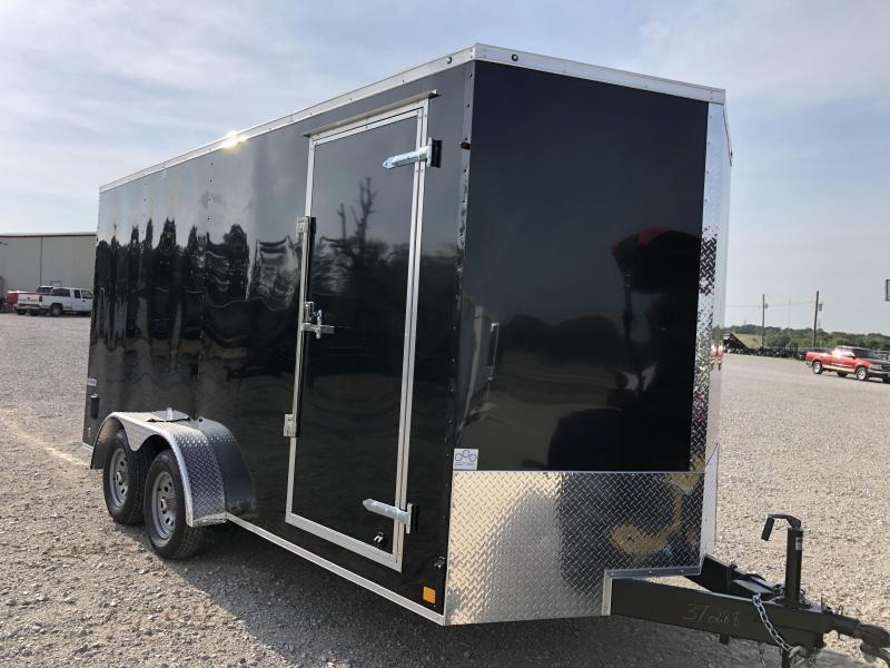 2020 Continental Cargo 7'X16' V-Series Enclosed Cargo Trailer