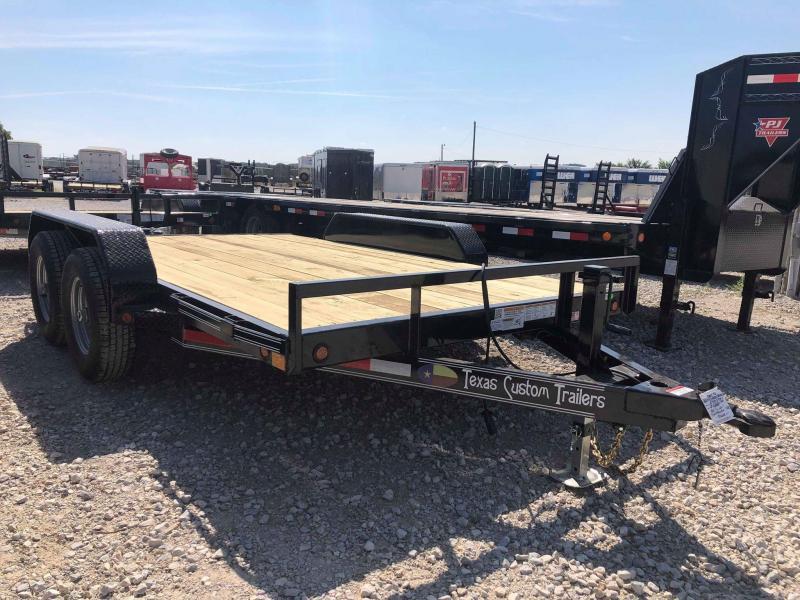 "2020 East Texas 83""x12' Car Hauler 12K Utility Trailer"