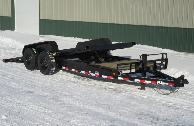 2020 PJ 20' 16k HD Equipment Tilt Trailer