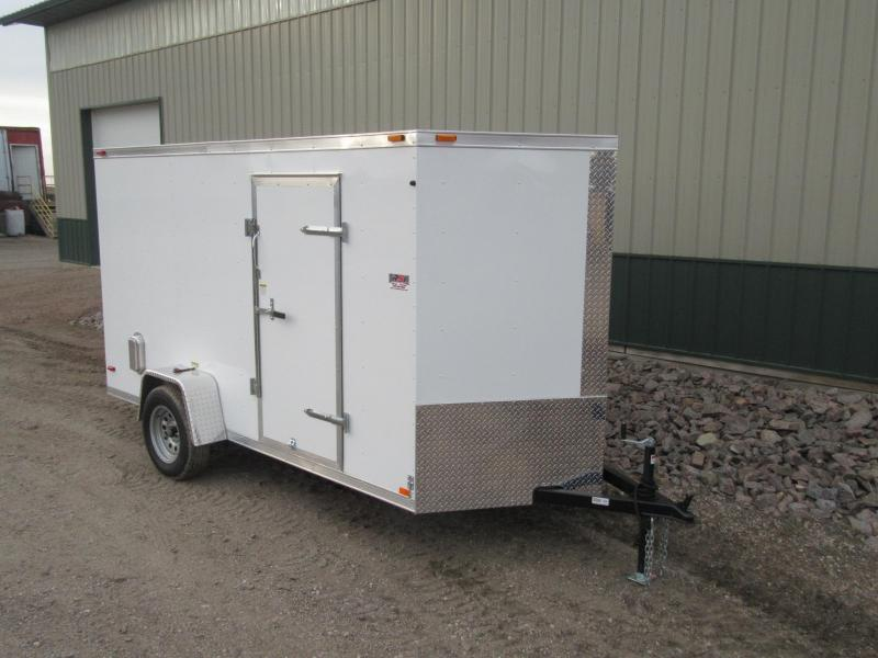 2019 6'x12' ABC Enclosed Trailer