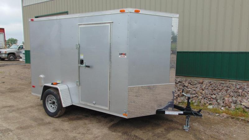 2016 6'x10' ABC Enclosed Trailer
