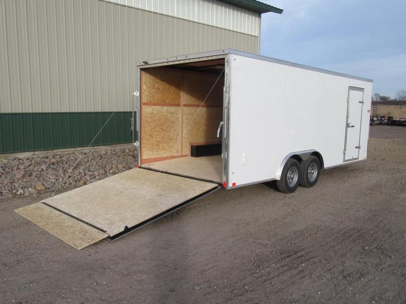 2020 Discovery Trailers Challenger SE Enclosed Cargo Trailer