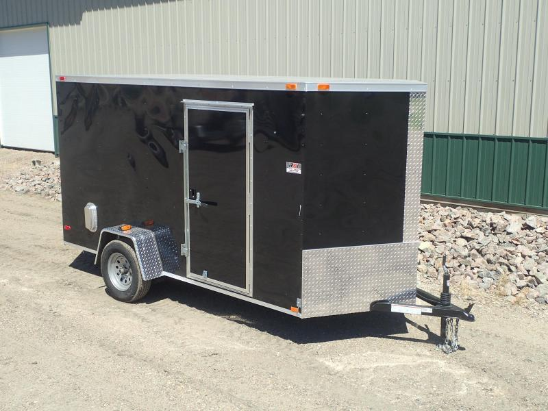 2016 6'x12' ABC Enclosed Trailer