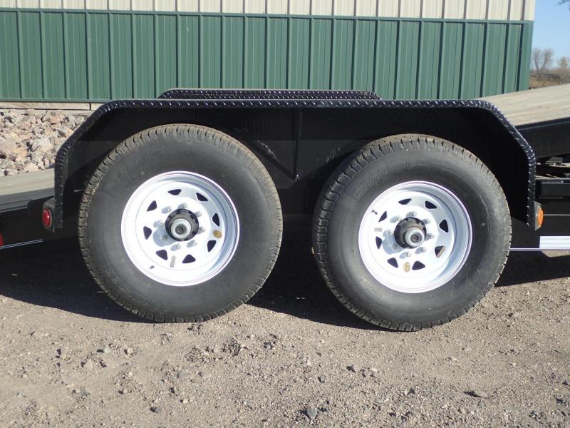 "2020 PJ 16'x6"" Channel Equipment Tilt Trailer"
