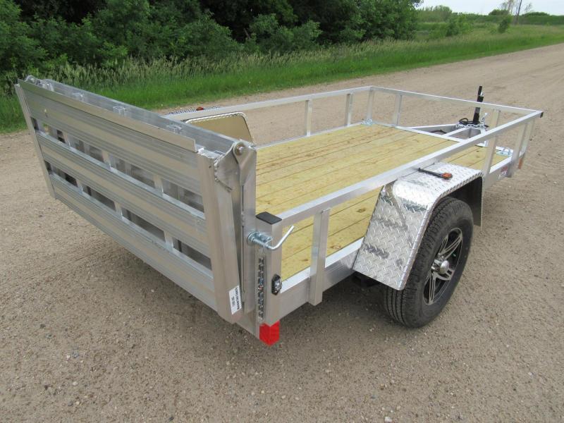 2020 5'x10' Stealth Phantom Aluminum Utility Trailer