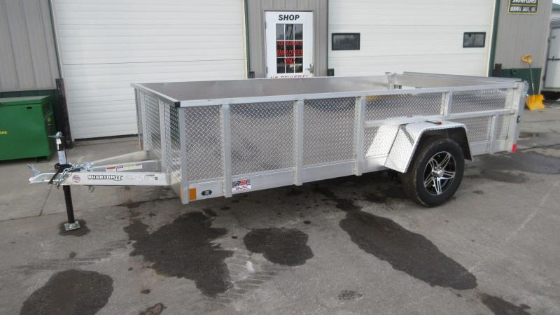 2020 Stealth Trailers Phantom II Utility Trailer