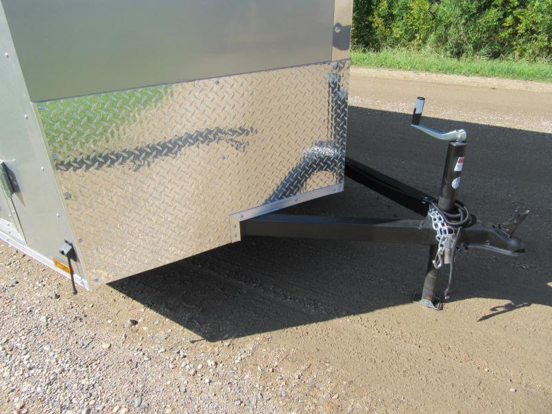2020 6'x10' Cargo Mate Enclosed Trailer