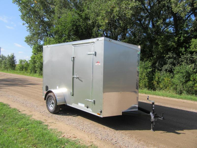 2020 Cargo Mate Cargo Enclosed Cargo Trailer
