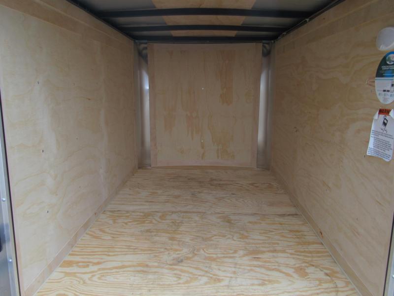 2020 5'x8' Cargo Mate Enclosed Trailer