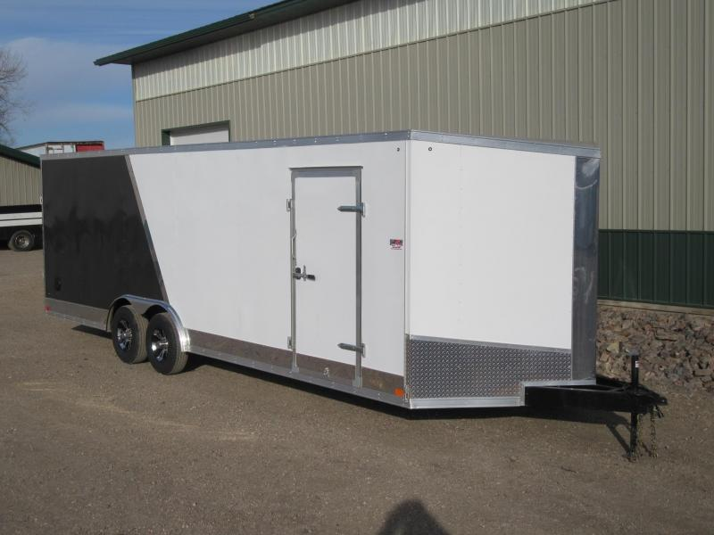 2019 8.5x24 Discovery Challenger Enclosed Trailer