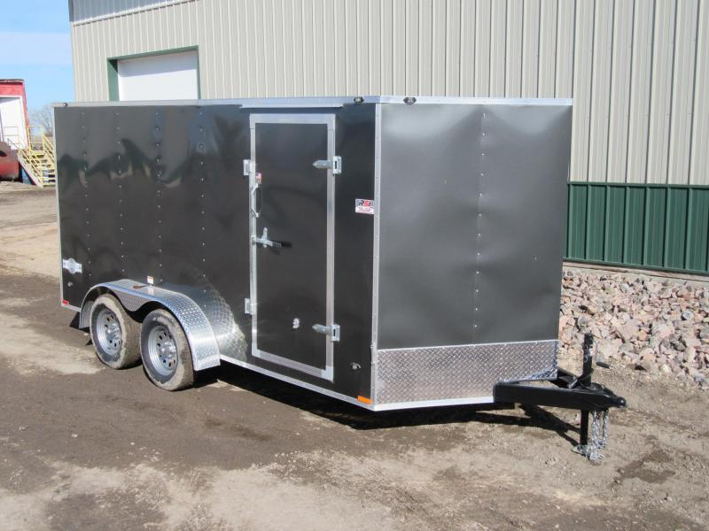 2018 7x14 Stealth Mustang Enclosed Trailer