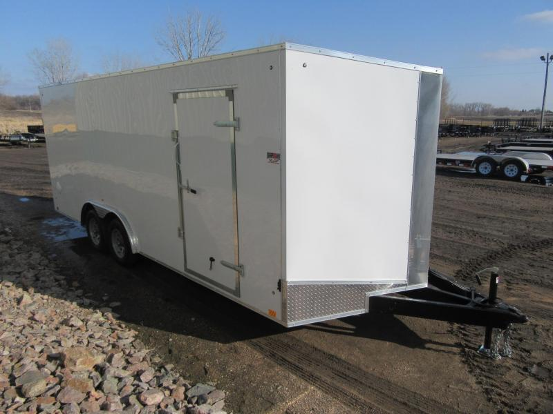 2021 8.5'X20' Discovery 7k Enclosed Trailer