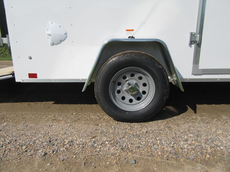 2020 6'x10' Discovery Enclosed Trailer