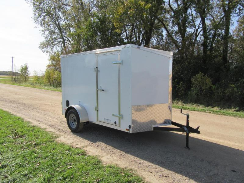 2020 6'x10' CargoMate Enclosed Trailer