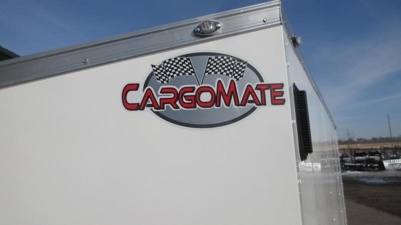 2020 6'x12' Cargo Mate Enclosed Trailer