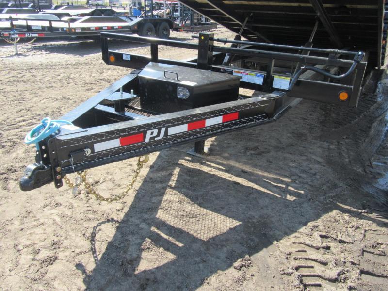 2020 PJ 22' 14k Deckover Tilt Trailer