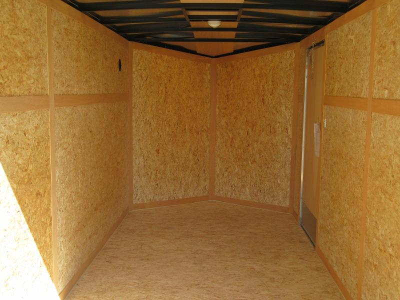 2020 6'x12' Discovery Enclosed Trailer