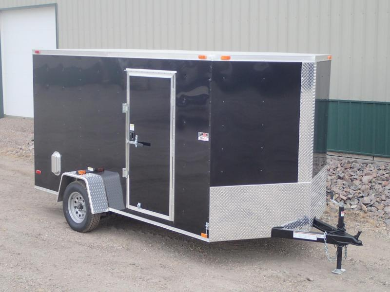 2018 ABC Enclosed Trailer Enclosed Cargo Trailer