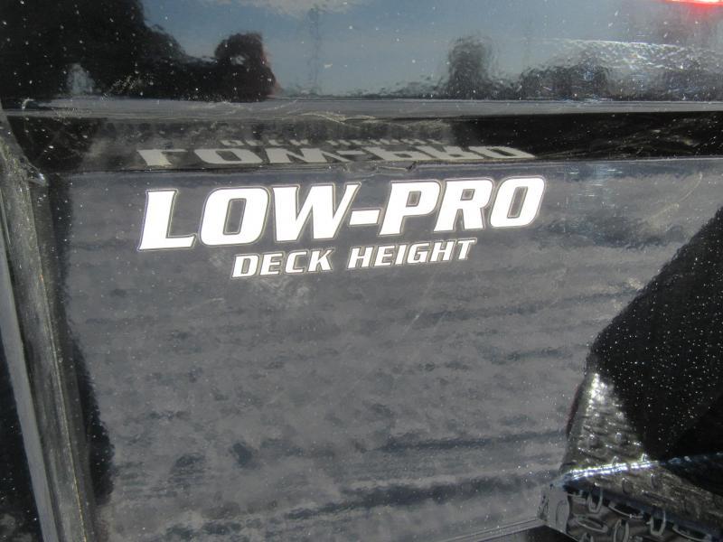 "2020 PJ 14' x 83"" 14k Low-Pro Dump Trailer w/Tarp"