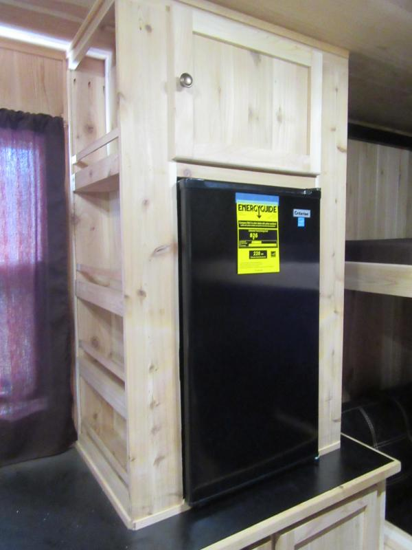 2019 Polar Crib 8'x17' Alaskan Elite Ice Fish House