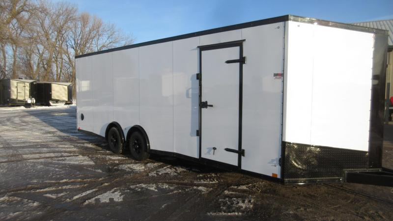 2020 Discovery Trailers Challenger SE Car / Racing Trailer