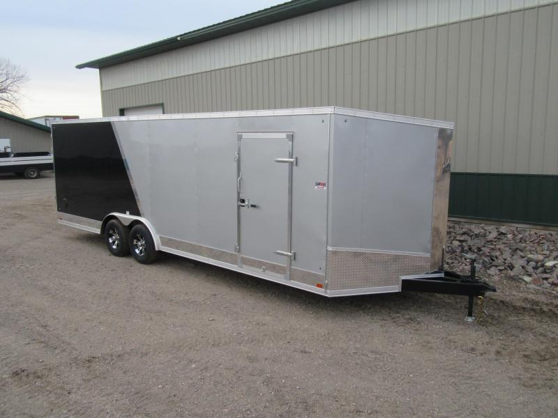 2018 Discovery Trailers Enclosed Carhauler Car / Racing Trailer