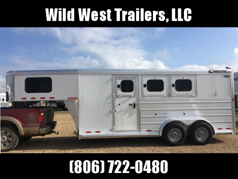 2016 Cimarron Trailers Horse Trailer