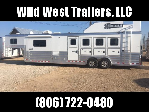 2018 4-Star Trailers 4H-13ft SW w/slide Trailer