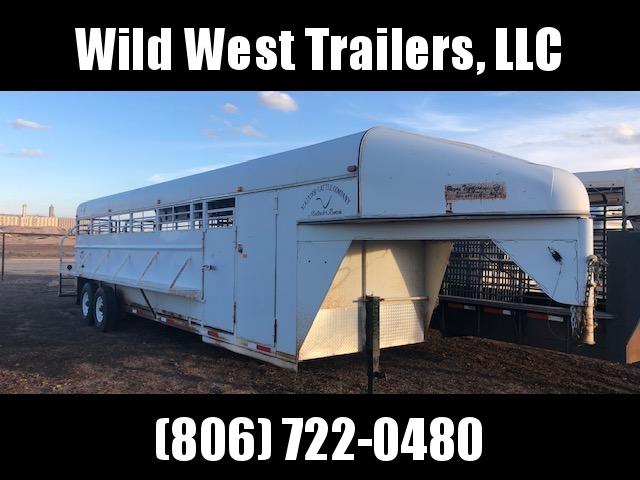2006 Reyes Trailers 26 ft Livestock Trailer