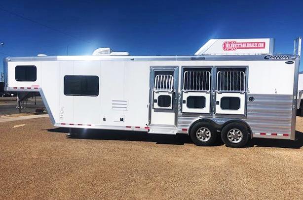 2019 Cimarron Norstar LQ Horse Trailer
