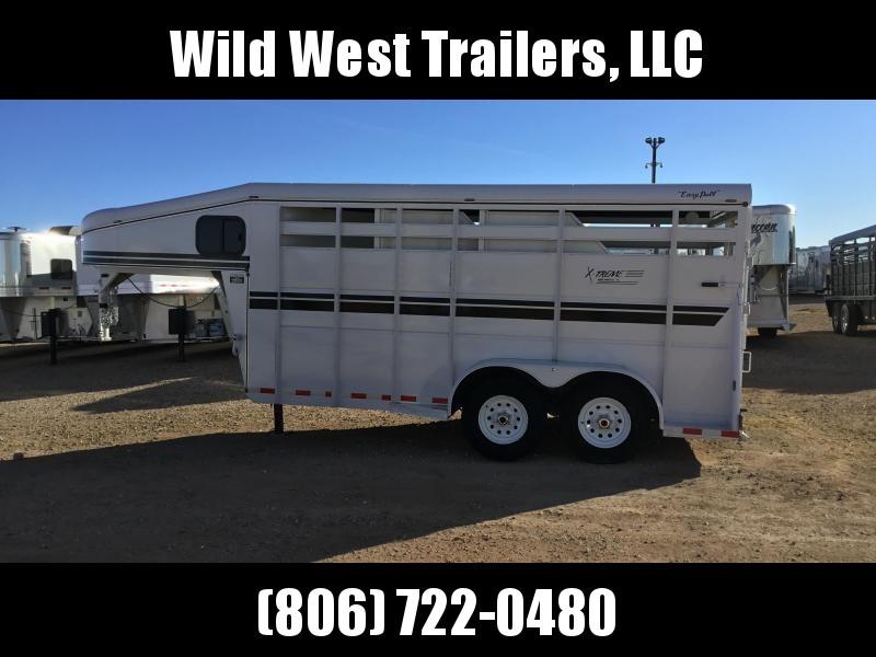 2015 Bruton 3 Horse Trailer