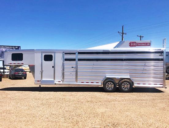 2019 Cimarron Livestock Trailer