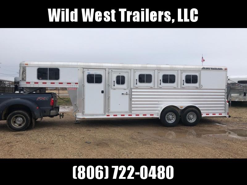 2014 Elite Trailers 4 Horse Trailer