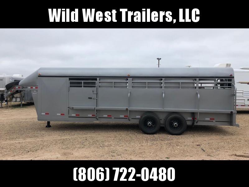 2019 Delco Premium Horse Trailer