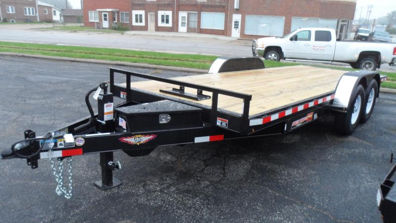 2019 H and H Trailer 82X20 EX SPEEDLOADER 14K
