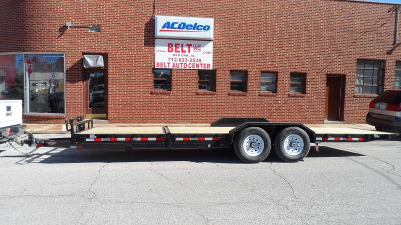 2018 H and H Trailer 18+6 GTL GOOSENECK 14K