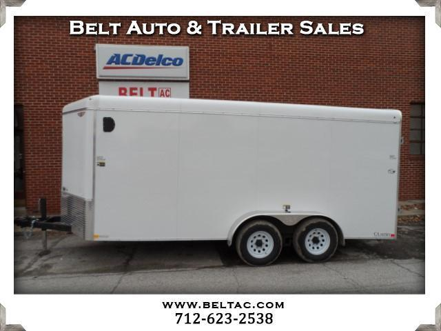 2017 H&H Trailer 7x16x72 10k RT VN CD