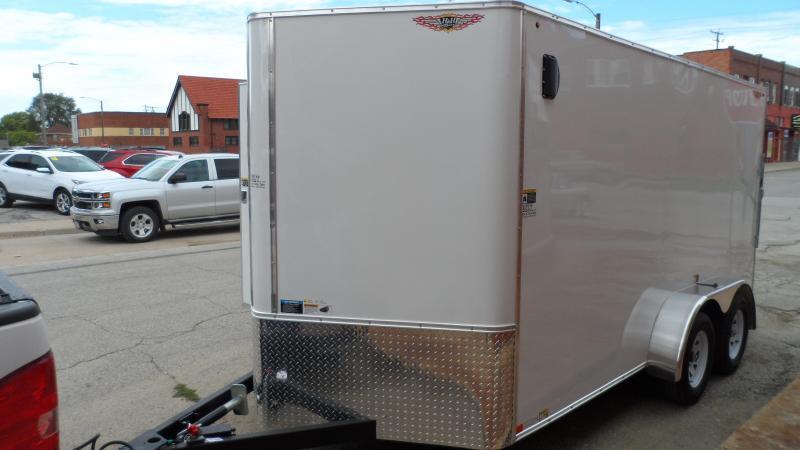 2019 H and H Trailer Cargo trailer Enclosed Cargo Trailer