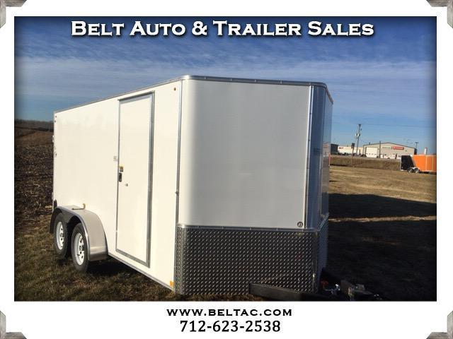 2018 H&H Trailer 7x14x72 FT VN CD TW