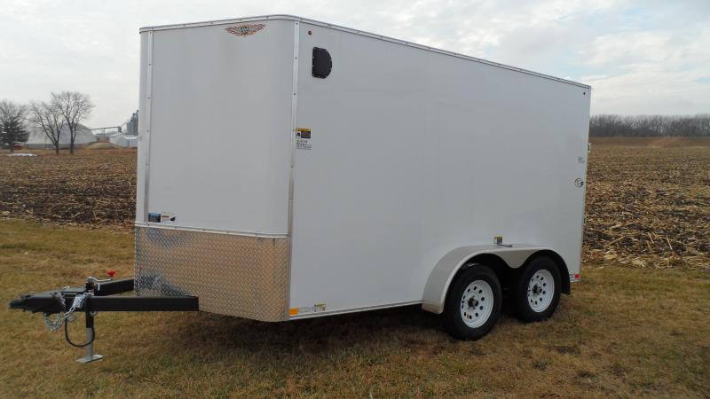 2018 H&H Trailer 7x12x78 FT VN RD TW