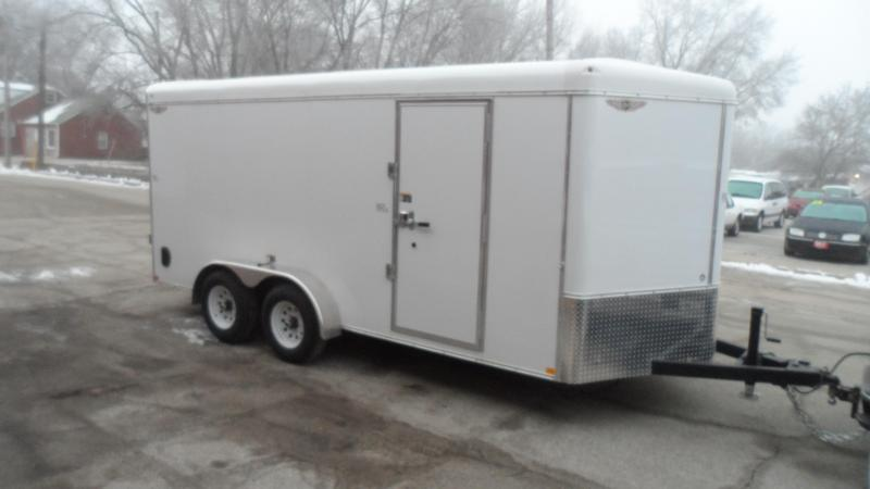 2019 H and H Trailer Cargo Enclosed