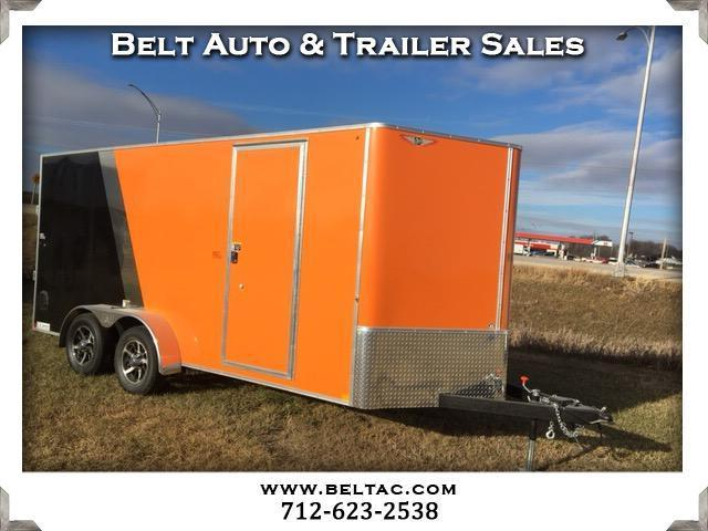 2018 H&H Trailer 7x16x78 FT VN RD TW