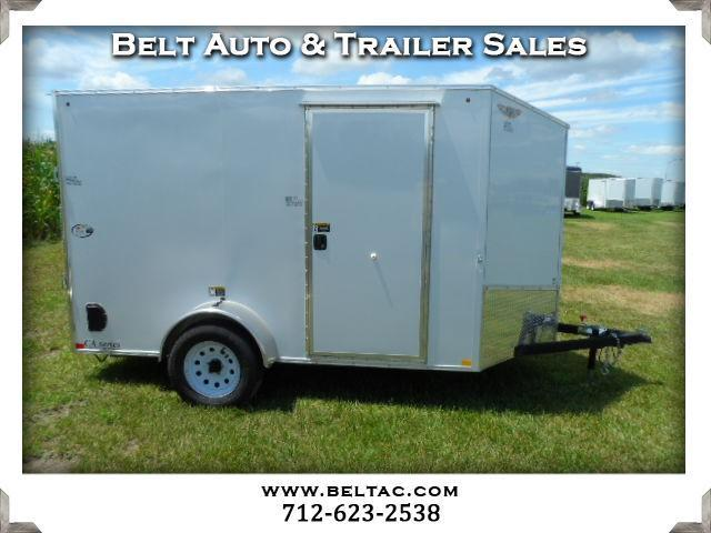 2017 H&H Trailer 6x10x72 FT SN RD SW