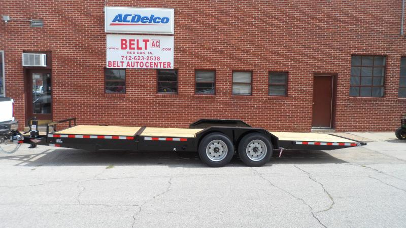 2020 H and H Trailer 18+6 GTL 16K