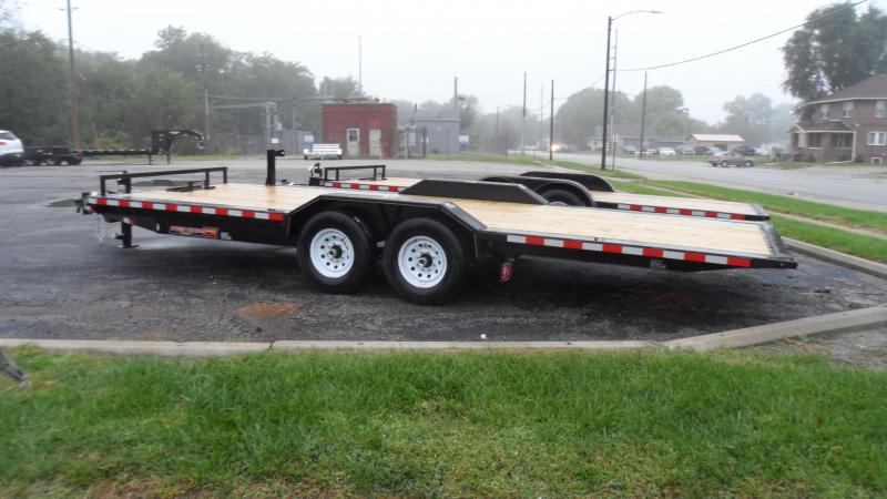 2019 H and H Trailer 82X22 EX SPEEDLOADER 14K