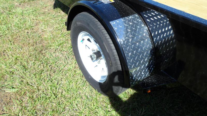 2020 H and H Trailer 82X12 STEEL SOLID SIDE 3.5K