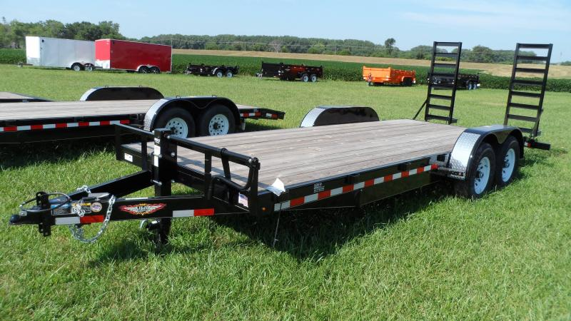 2018 H and H Trailer 82X18+2 IL 14K