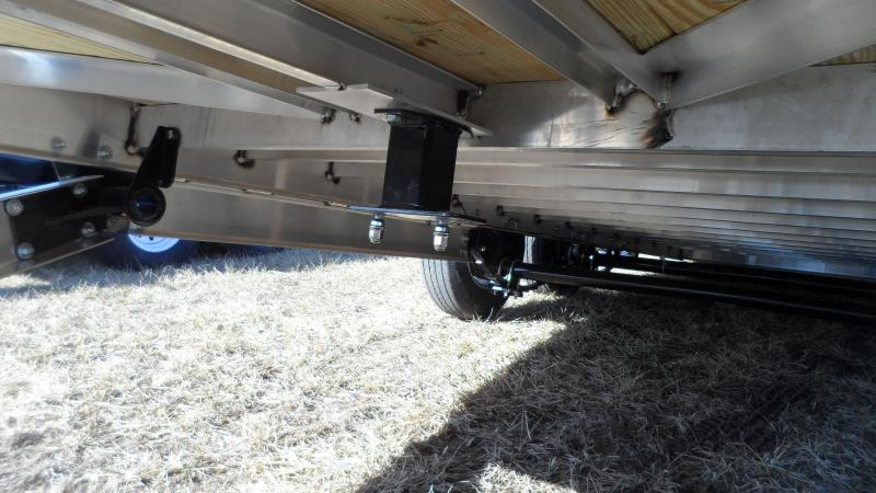 2020 H and H Trailer 82X20 ELEC. LP SPEEDLOADER ALUM 10K