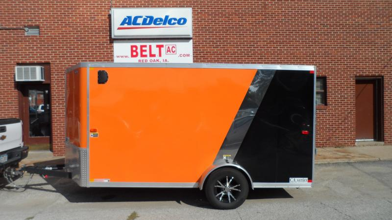 2017 H and H Trailer CA Enclosed Cargo Trailer