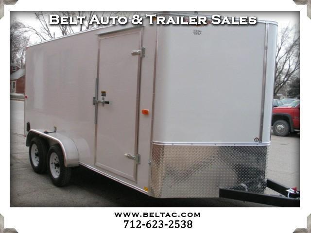 2016 H&H Trailer 7x14x72 FT VN RD TW